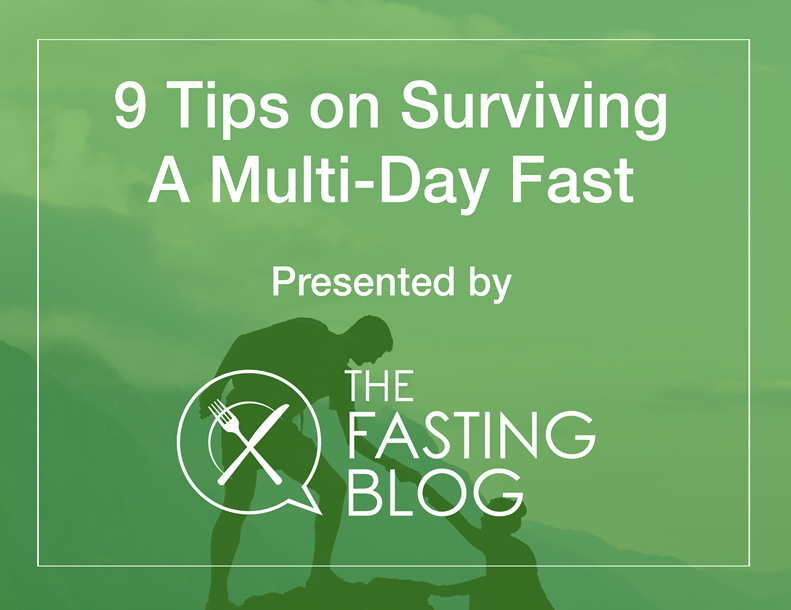 how to fast we are the fasting blog
